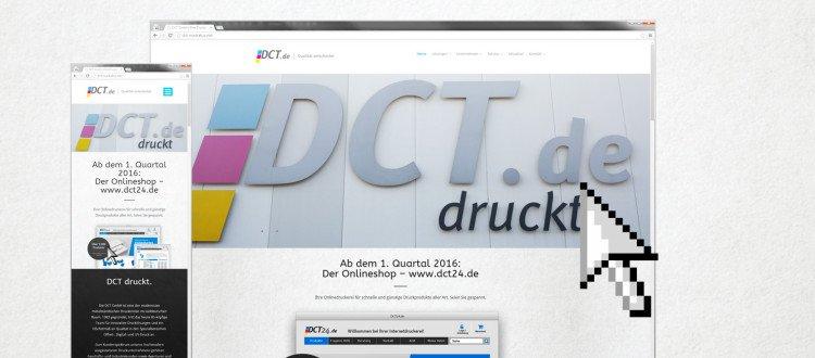 Relaunch www.dct24.de