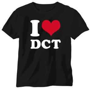 i love dct t shirt