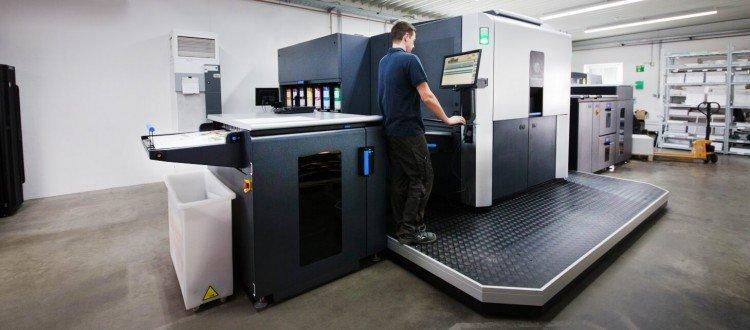 Vorteile der HP Indigo 10000 Digital Press