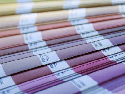 Pantone Sonderfarben im Digitaldruck bei DCT