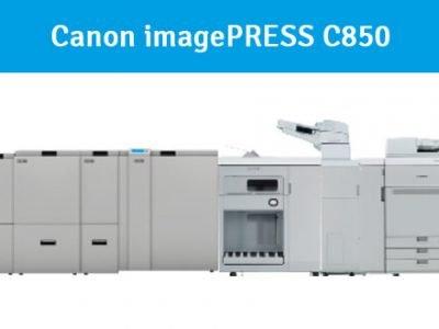 canon c850