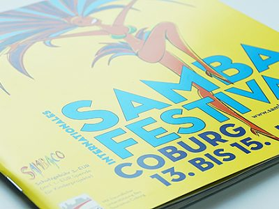 Samba Blogheader