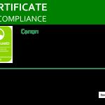 certificate greenguard gg uvgel 356a canon de 1 dct